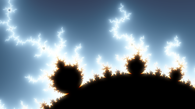 Mandelbrot Set Shader