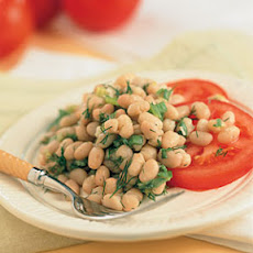 Lemon-Dill White Bean Salad