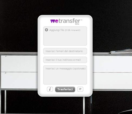 wetransfer free download