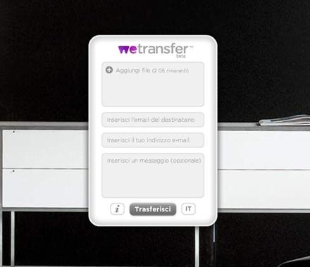 wetransfer free download