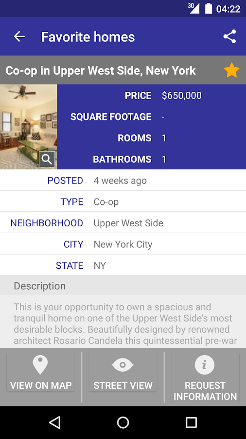 Real Estate sale & rent Trovit Screenshot 5