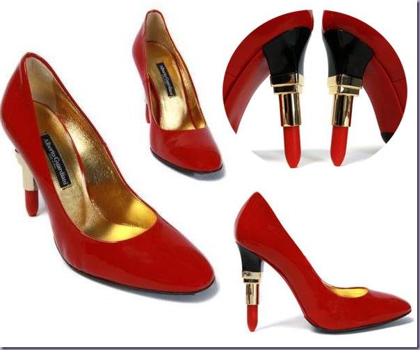 Alberto-Guardiani-sapato-vermelho-salto-batom