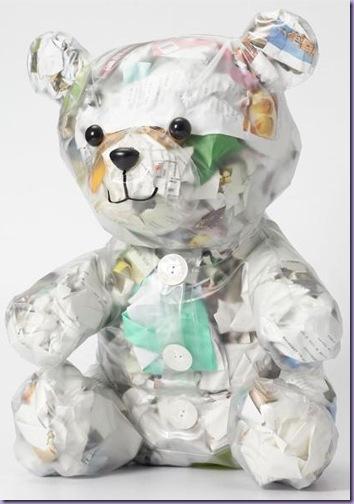Embalagem-Saco-Formato-Ursinho-Guardar-Coisas-Frente