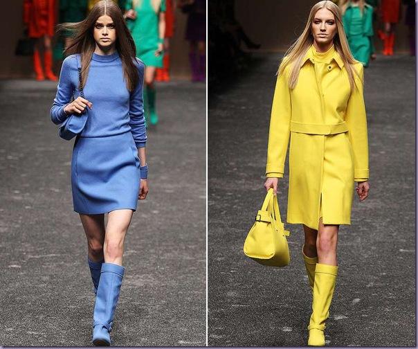 Desfile-Looks-Monocromáticos-Azul-Amarelo