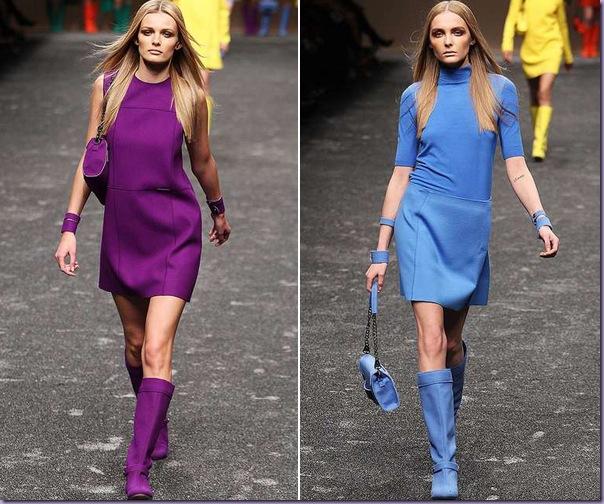 Desfile-Looks-Monocromáticos-Roxo-Azul