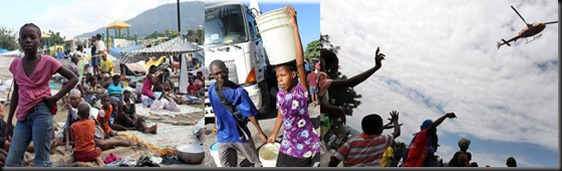 Situación en Haití -- Ayuda -- CUYDM