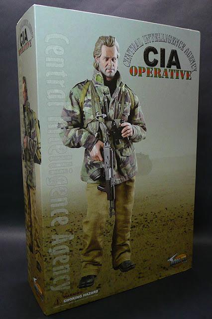 1//6 Scale CIA Operative Khaki Pants