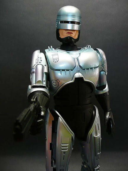 hot toys robocop 1