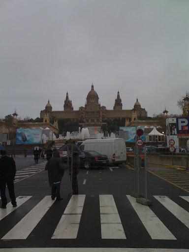 Mobile World Congress 2010 Rain