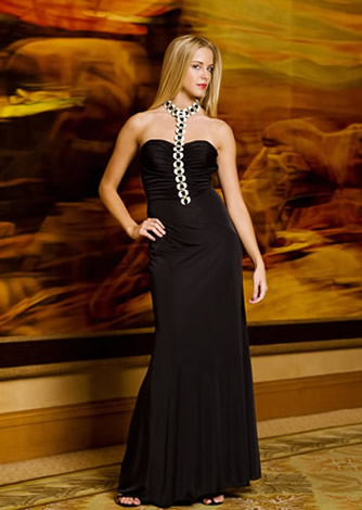 Black Bridal Gowns