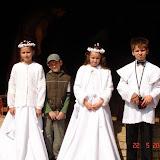 Pielgrzymka do Kałkowa dzieci pierwszokomunijnych