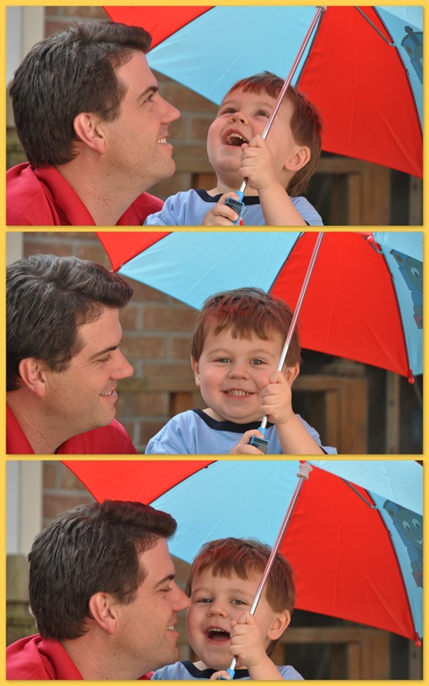Sam's new umbrella highlights2