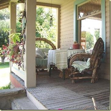 Porch - Inn