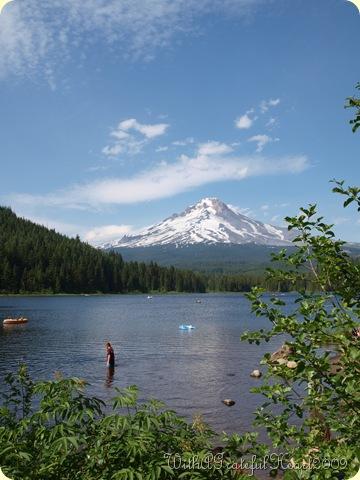 Trillium Lake 2