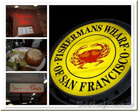 SF - Fishermans Wharf Dinner