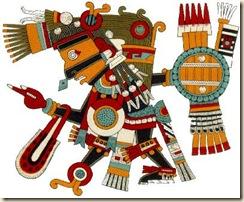 deidad Prehispánica Tezcatlipoca