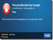 Come bloccare siti indesiderati su Google per non trovarseli più nei risultati di ricerca