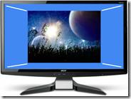 Come adattare immagini piccole alla dimensione del desktop usando GIMP