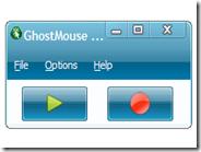 Registrare mouse e tastiera per automatizzare le azioni al PC – GhostMouse Win7 gratis