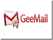 GeeMail – Gestire Gmail dal desktop come Outlook