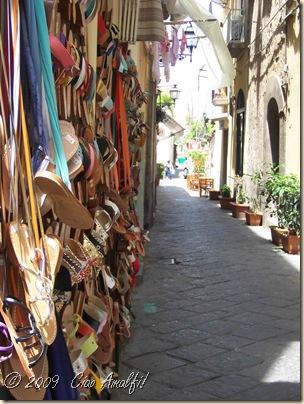 Ciao Amalfi Coast Blog Sorrento Streets2