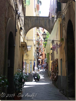 Ciao Amalfi Coast Blog Sorrento Streets