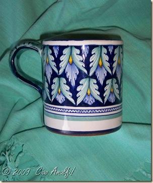 Ciao Amalfi Coast Blog Ceramic Mug