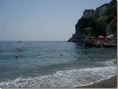 Ciao Amalfi Coast Blog Le Sirene Beach