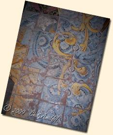 Ciao Amalfi Coast Blog Church Floor1