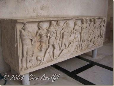 Ciao Amalfi Coast Blog Cloister Tomb
