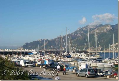 Ciao Amalfi Coast Blog Salerno Porto Turistico