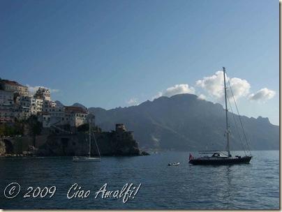 Ciao Amalfi Coast October 2009 Banner2 Full