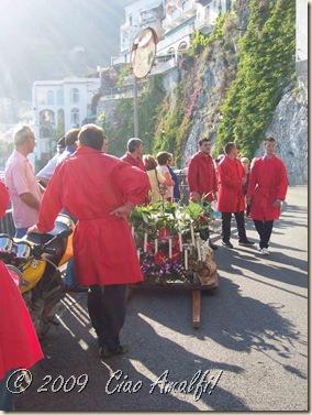 Ciao Amalfi Coast Summer Rosso2