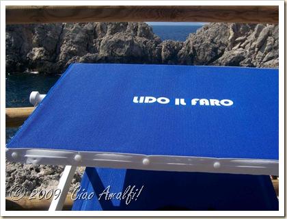 Ciao Amalfi Coast Blog Capri Lido Faro