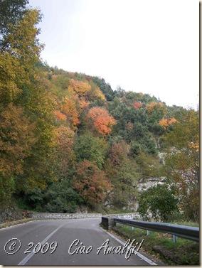 Ciao Amalfi Coast Blog Autumn Tramonti 2
