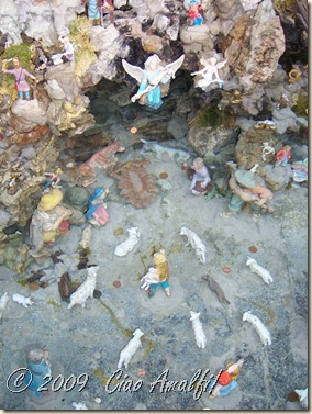Ciao Amalfi Coast Blog Fountain Presepe 2