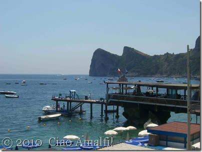 Ciao Amalfi Coast Blog Nerano Harbor