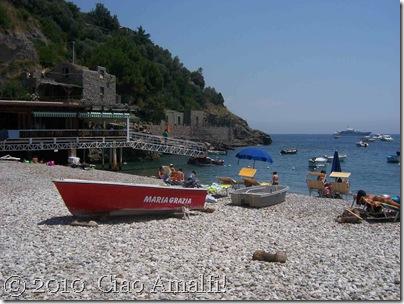 Ciao Amalfi Coast Blog Nerano Free Beach