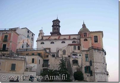 Ciao Amalfi Coast Blog Atrani Chiesa Maddalena