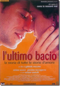 Ultimo Bacio Movie Poster