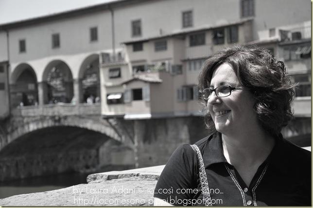 Aurelia e Ponte Vecchio bn 2
