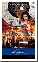 Novedades Noviembre 17 El Clan Greene 1