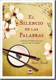 portada EL SILENCIO DE LAS PALABRAS