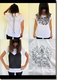 vogue blog time for tees - MAKE OWN NOW