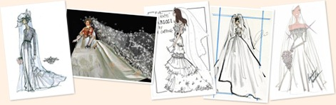 View Royal Wedding Designs