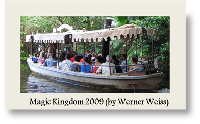 Jungle Cruise Boat 2