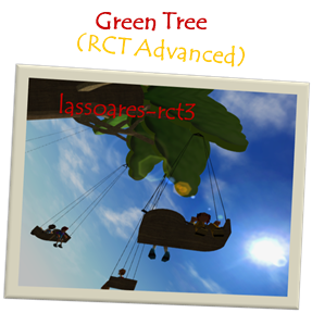 Green Tree II (RCT3 advanced, Moser´s Rides) lassoares-rct3