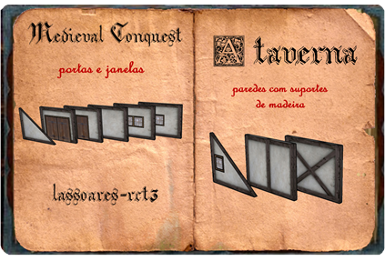 Medieval Conquest - taverna III (lassoares-rct3)