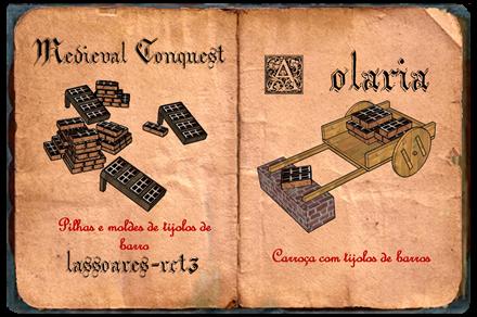Medieval Conquest - olaria II (lassoares-rct3)