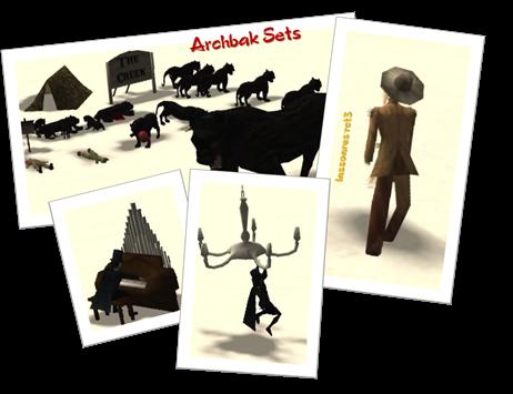 Archbak Sets (lassoares-rct3)